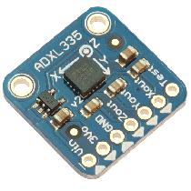 Triple Axis Accelerometer
