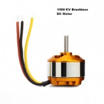 Brushless DC Motor 1500KV