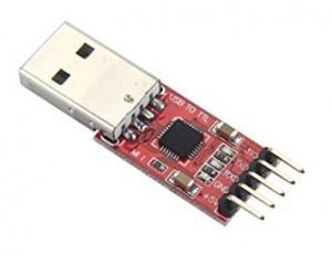 USB UART Converter Module CP2102
