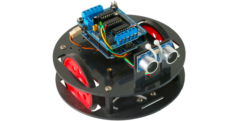 All Robotic Parts - Kits, Motors, Sensors